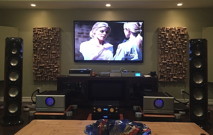 hi end acoustic, acoustic treatment home theatre, hi end audio, wood sound diffusers, acoustic art, audio diffusers, wood acoustic panels