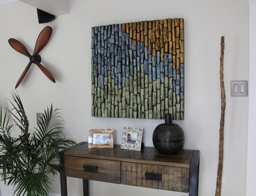 interior design, wood wall art, wood art, wood interior, home decor, green living, unique wood art, contemporary art, interior design ideas, home life, cottage decoration