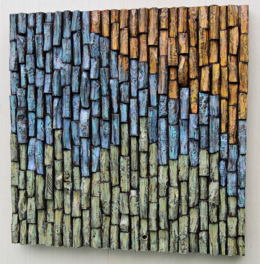 contemporary wall sculpture, organic wall decor, nature art, cottage life, corporate art, wood assemblage, wood wall art, custom wood wall sculpture, zen art, wood blocks panel,